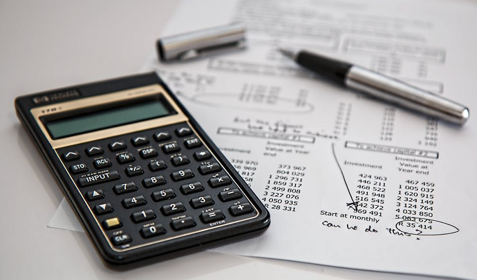 Calculate Rate on Investment
